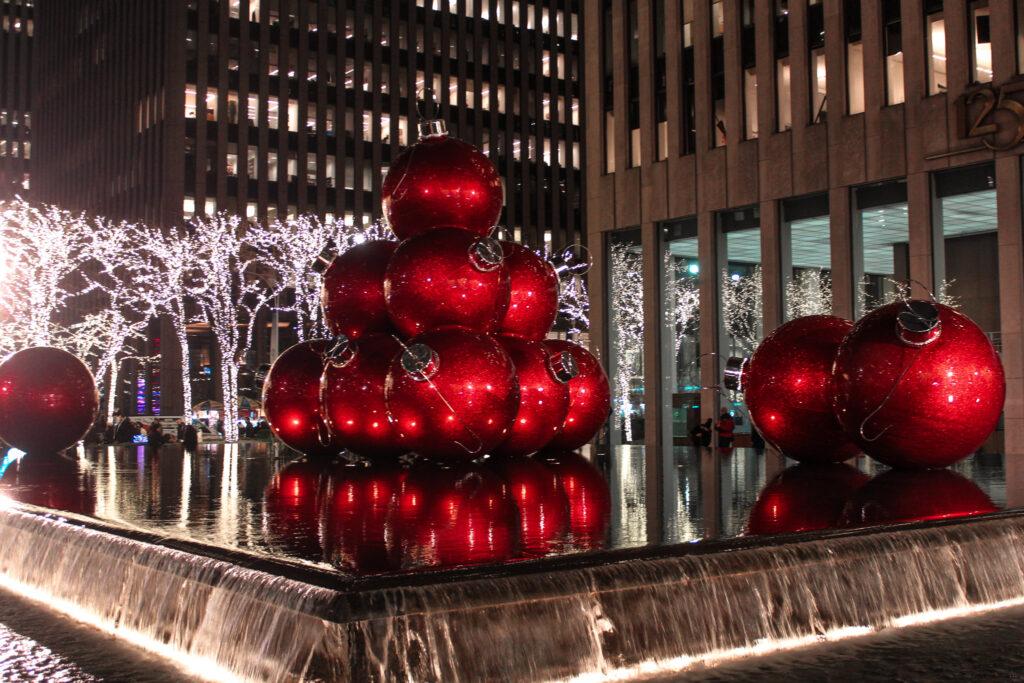 Winter New York Packing List