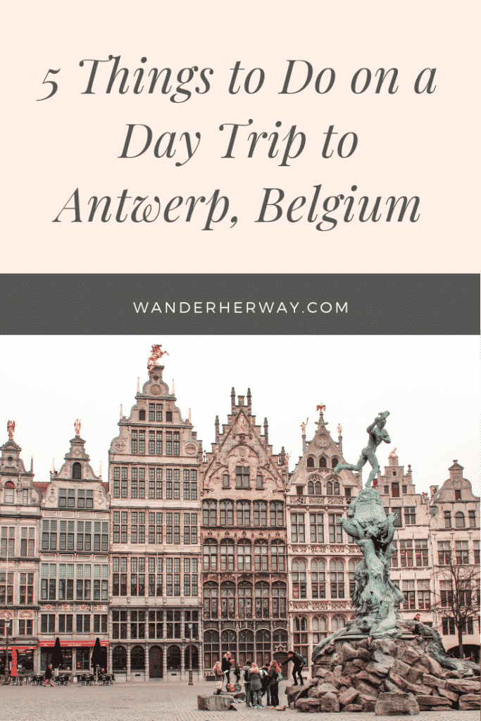 What to Do in Antwerp