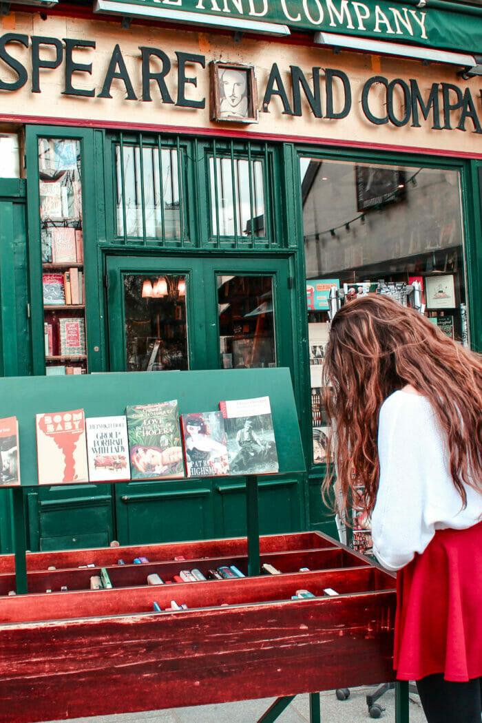 3 Charming English Bookstores in Paris