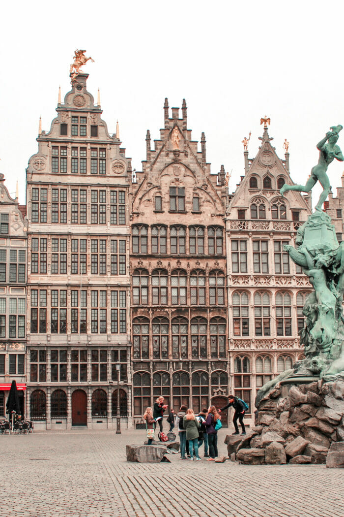 What to Do in Antwerp on a Day Trip