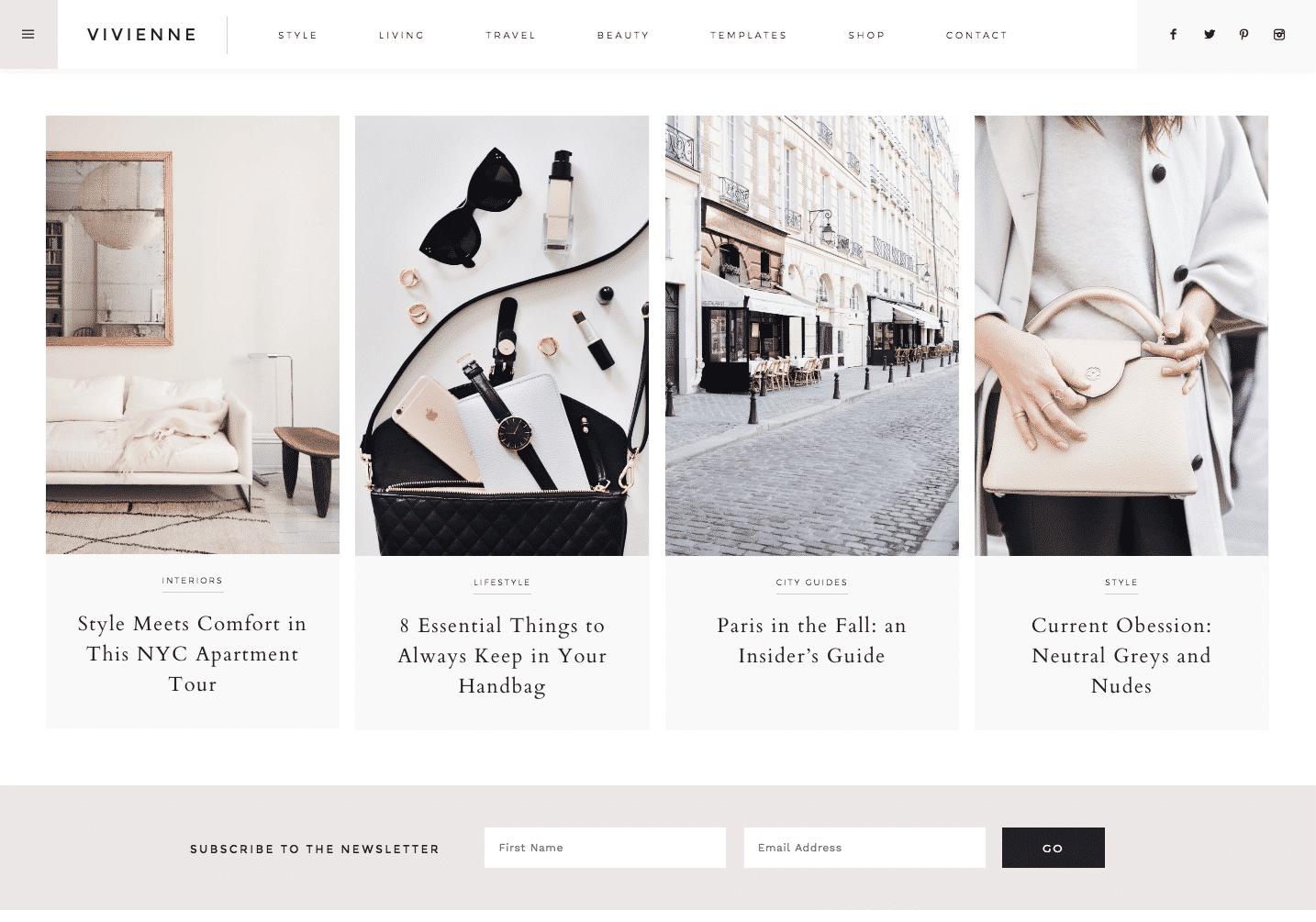 best wordpress themes for travel blogs