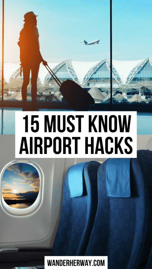 Travel Hacks for the Airport