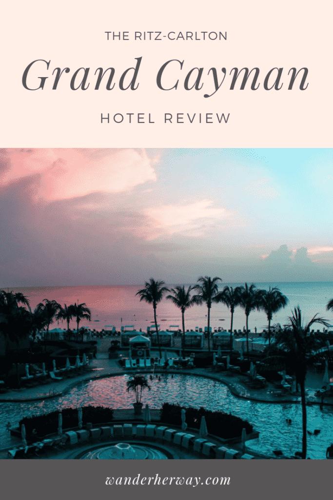 The Ritz-Carlton Grand Cayman Hotel Review