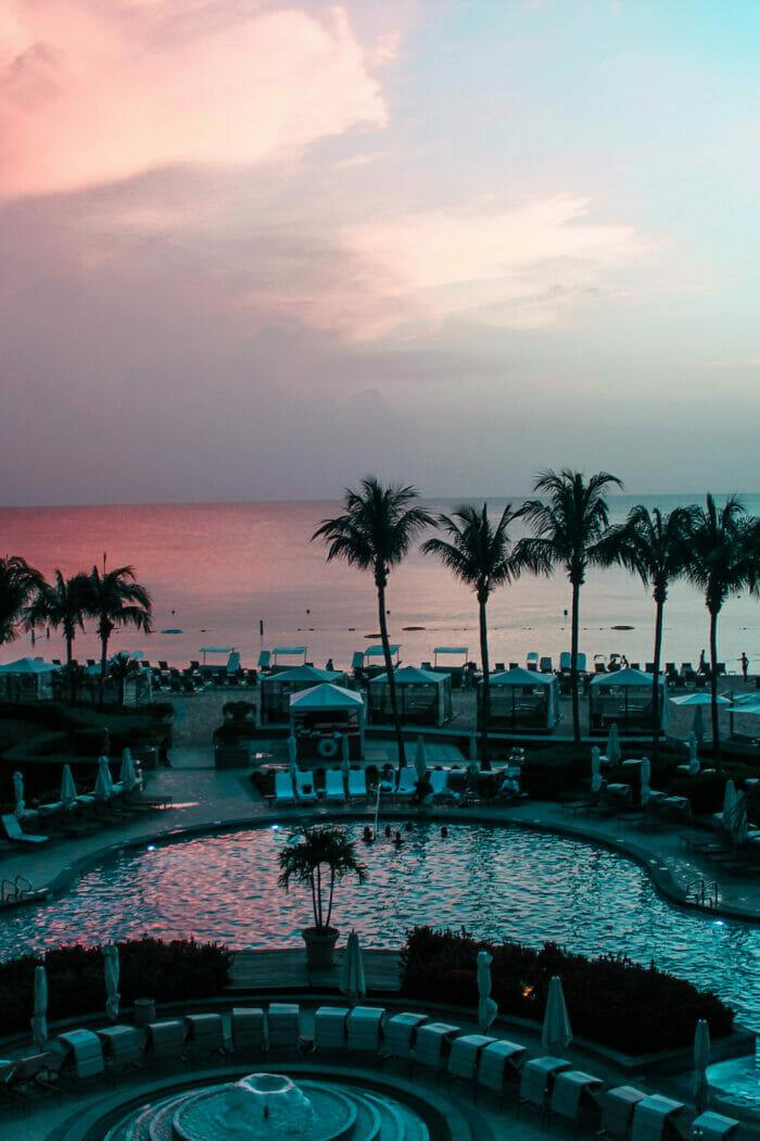 Caribbean Luxury at The Ritz-Carlton, Grand Cayman