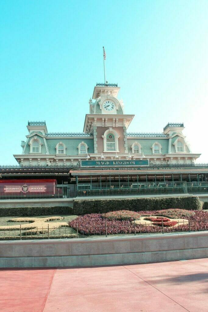 Disney World in the Summer