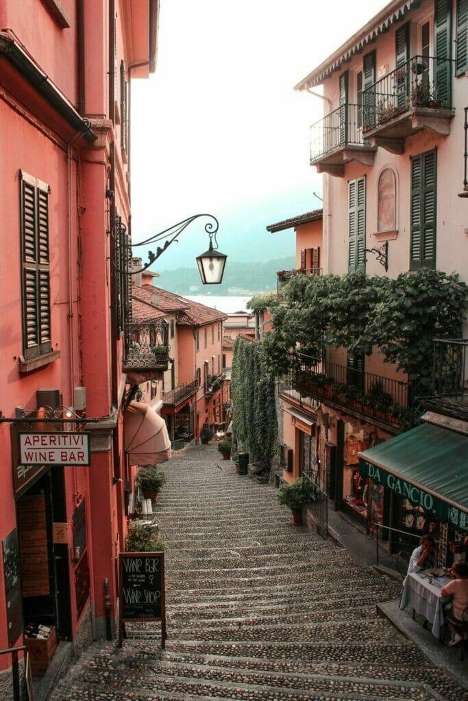 Geriausios kelionės vietos Italijoje