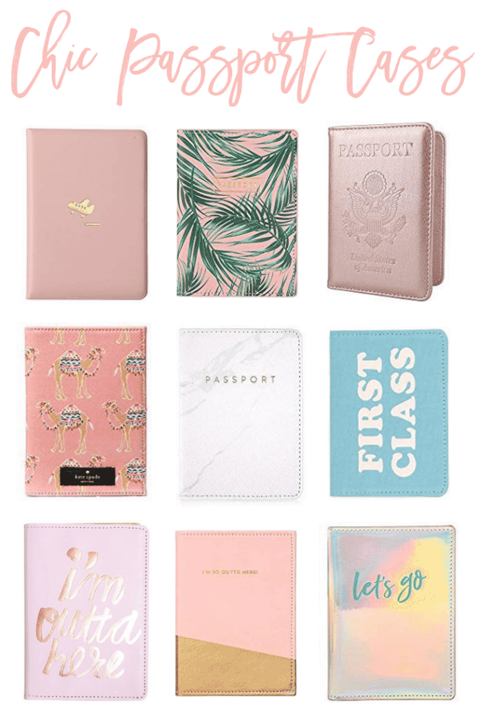 15 Cute Passport Holders for Female Travelers