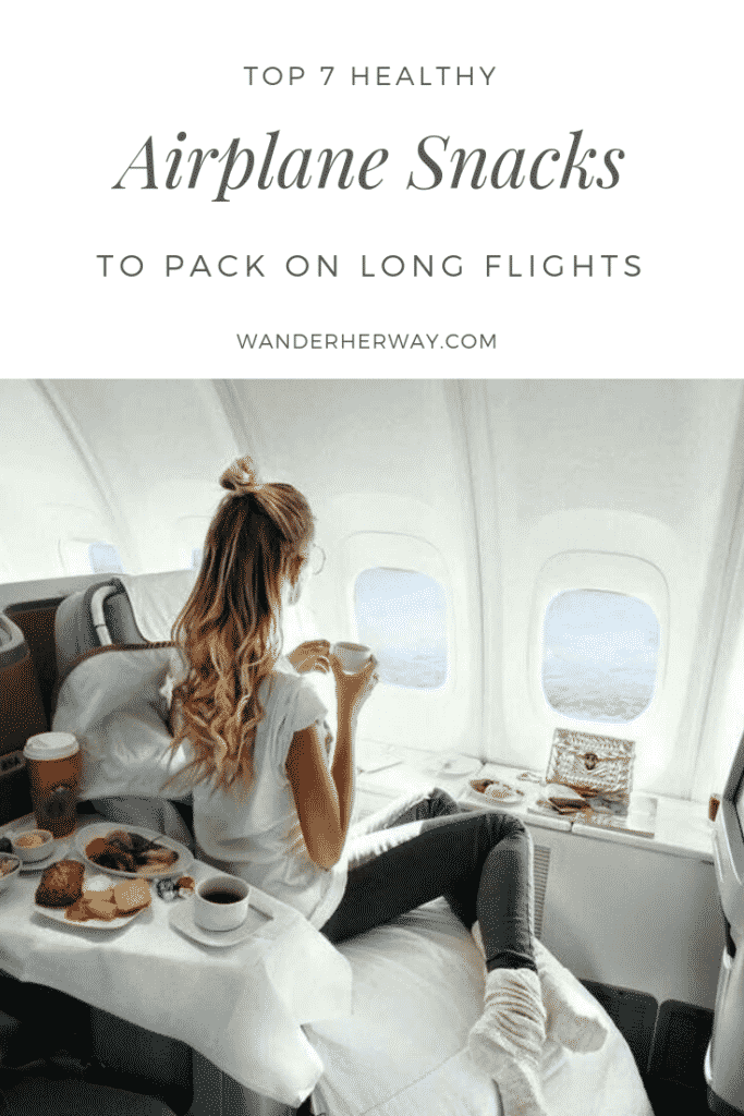 Best Airplane Snacks for Long Flights