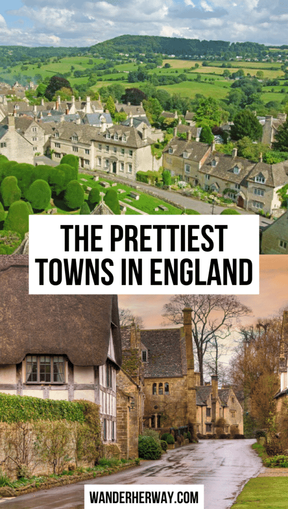 England Countryside Towns