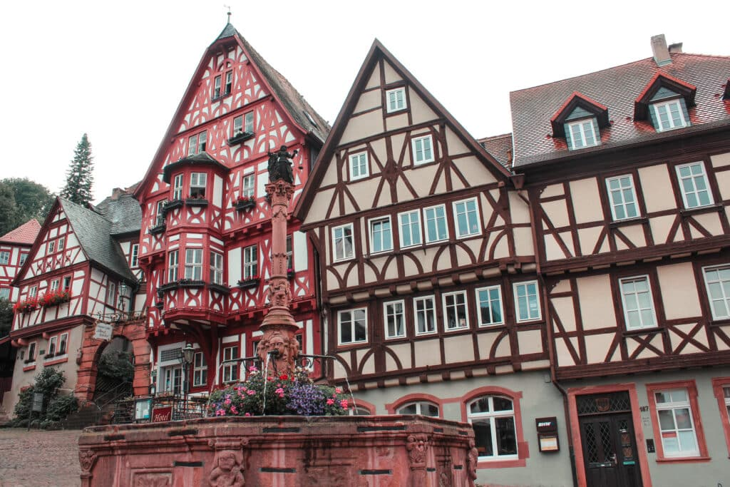 Fairytale Villages in Germany