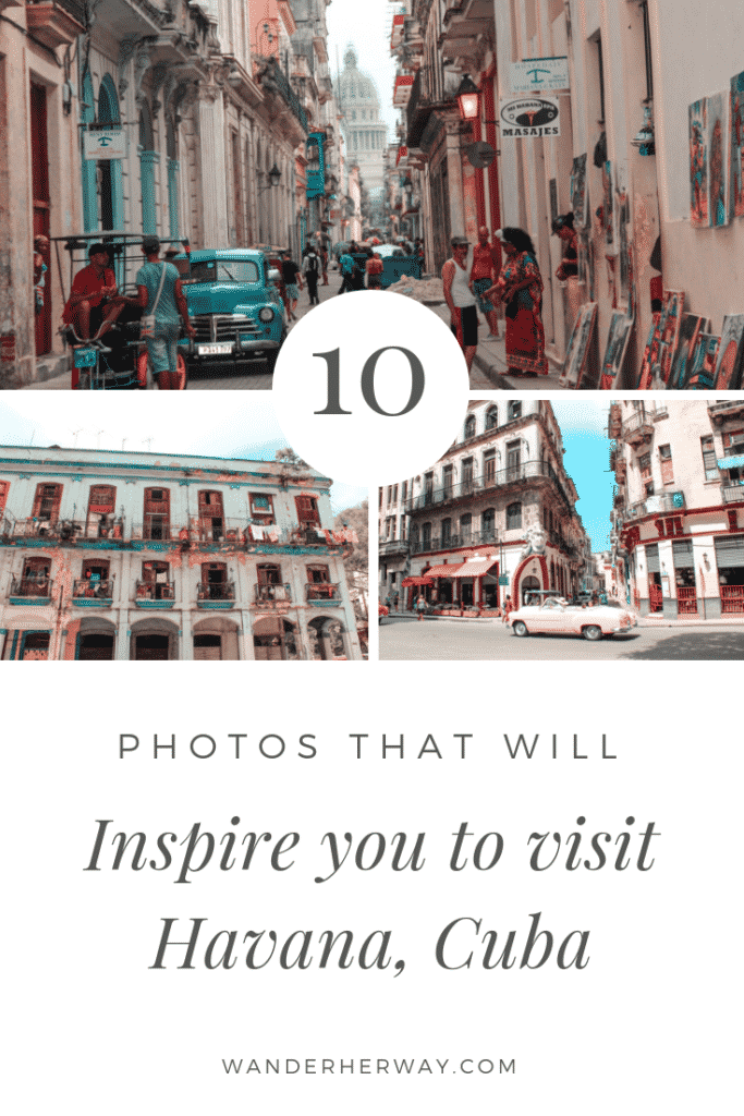 10 Photos That Will Inspire You to Visit Havana