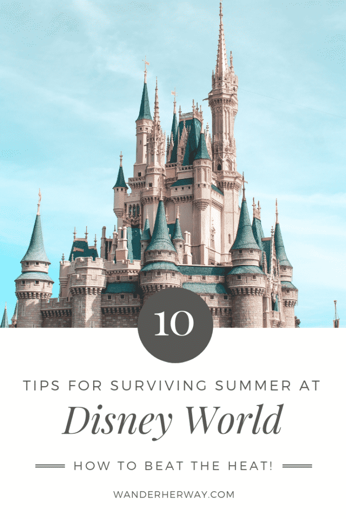 How to Survive Summer at Disney World
