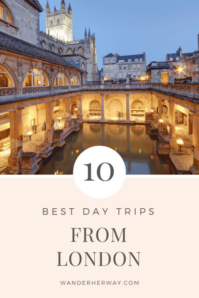 Top 10 Best Day Trips from London