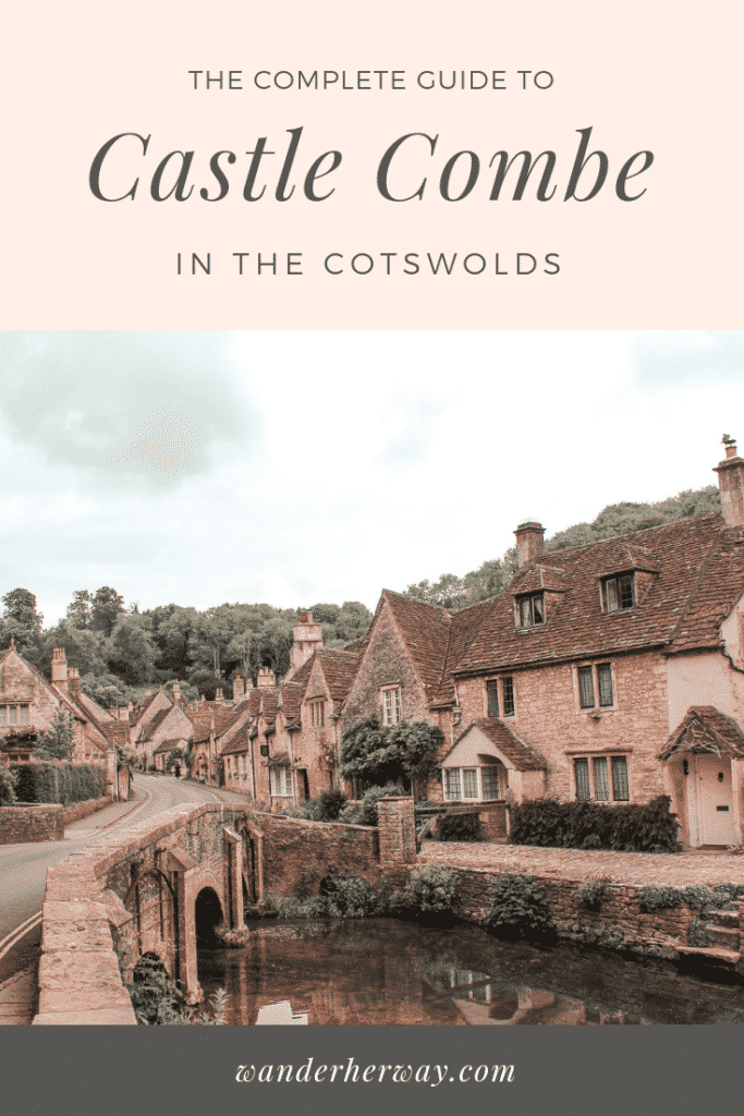 Castle Combe England