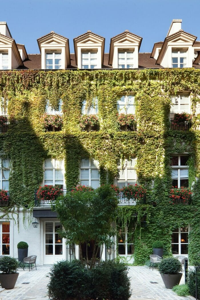 11 Best Boutique Hotels in Paris