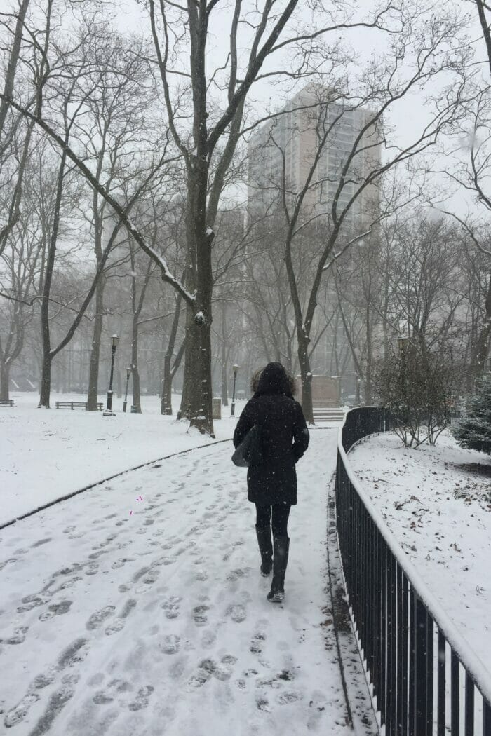 The Essential New York Winter Packing List