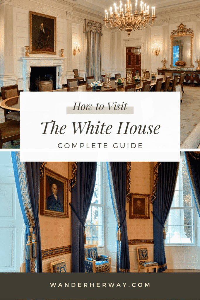 How to Visit the White House