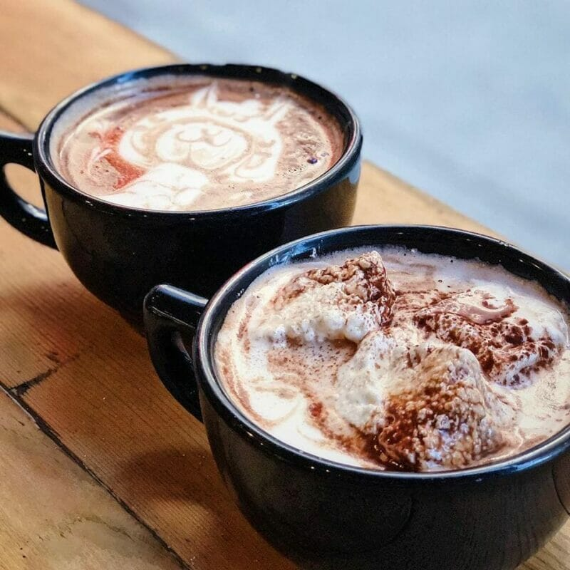 Best Hot Chocolate in NYC