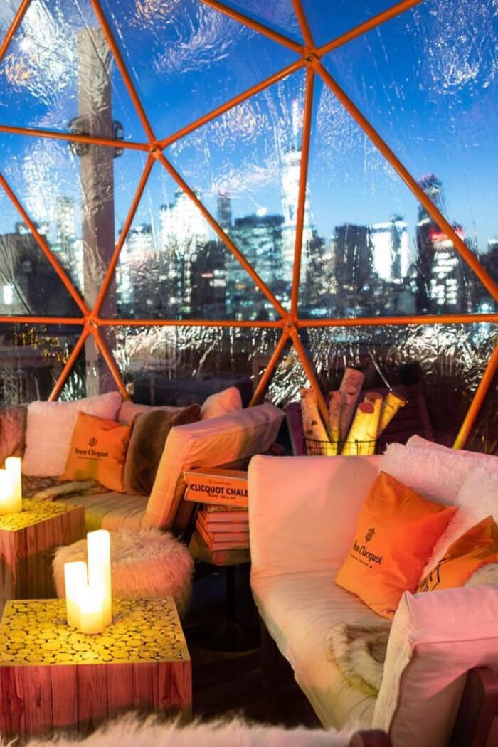 The Best Winter Rooftop Bars in NYC
