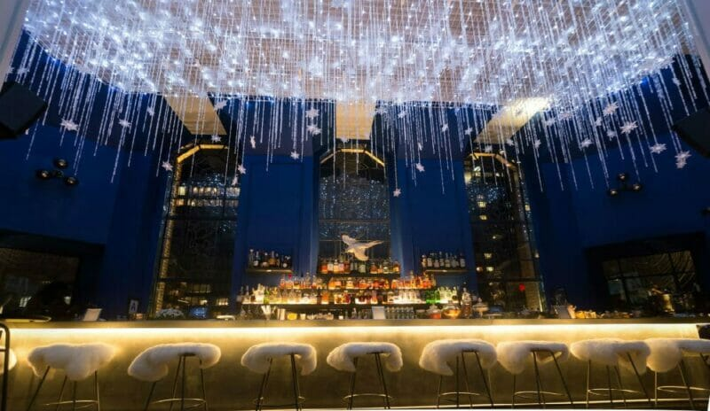 Winter Rooftop Bars NYC