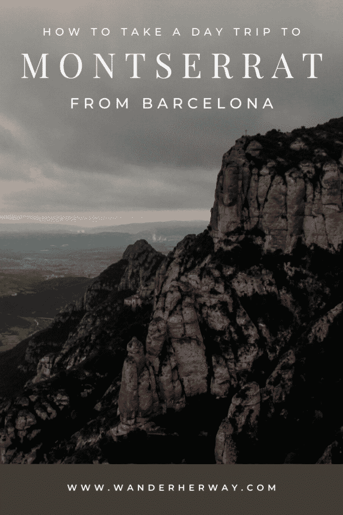 How to Take a Day Trip from Barcelona to Montserrat