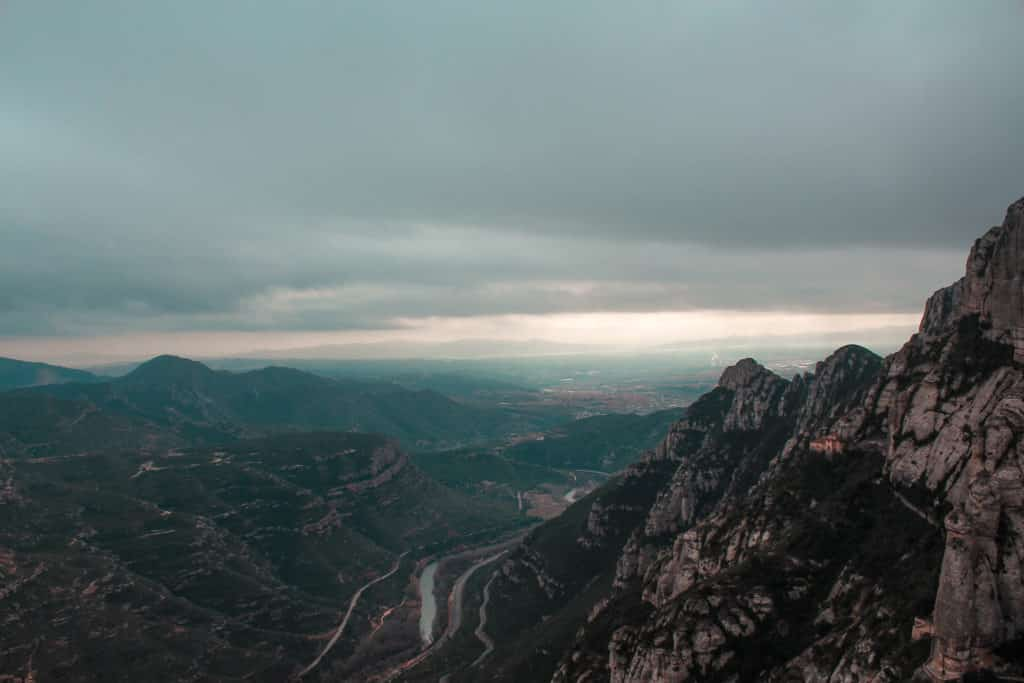 Day Trip from Barcelona to Montserrat