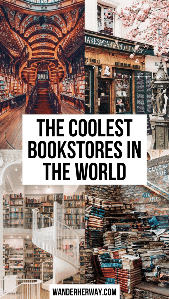 The Coolest Bookstores Around the World