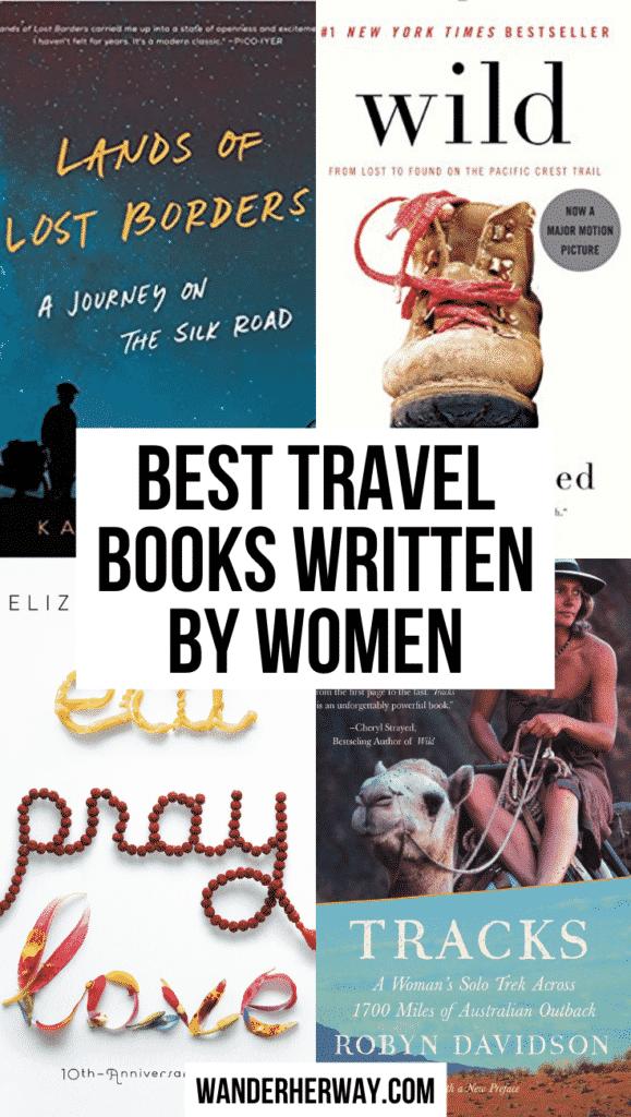 Best Travel Books by Women