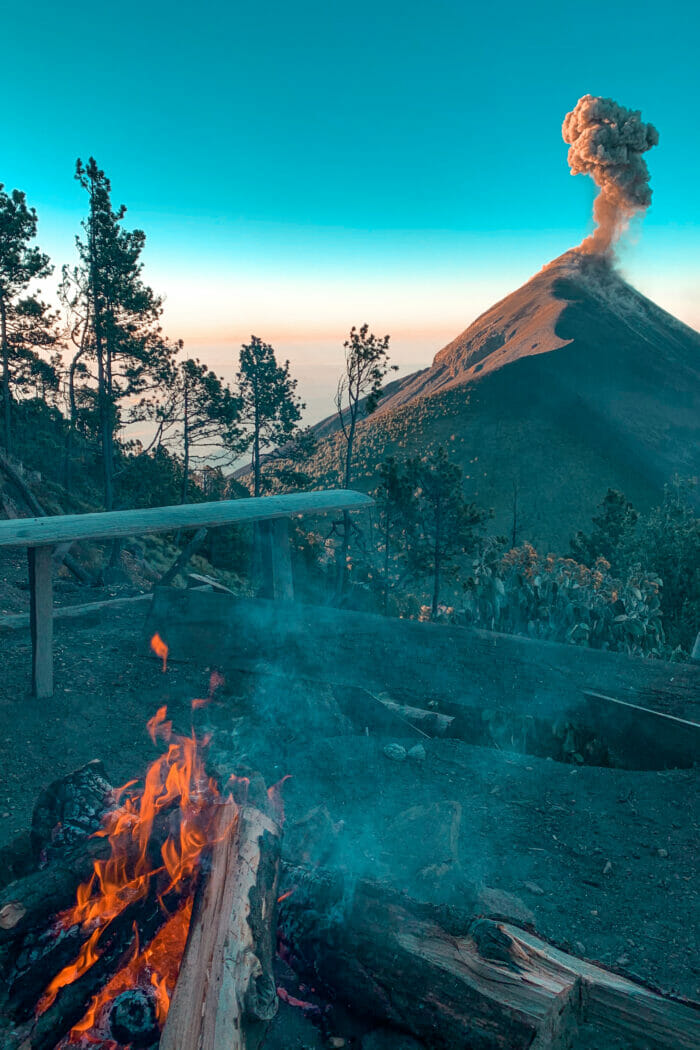 Ultimate Guide to the Acatenango Volcano Hike