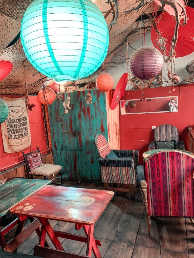 Cafe Boheme Antigua