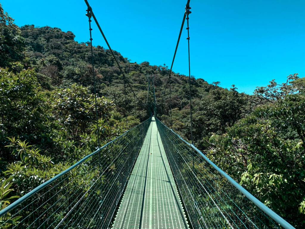 Two Week Costa Rica Itinerary