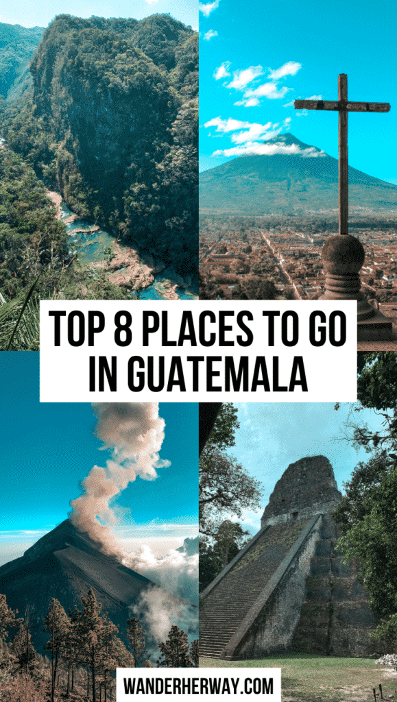 Best Places to Go in Guatemala