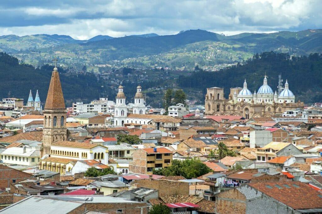 Ecuador Allowing Vaccinated Tourists