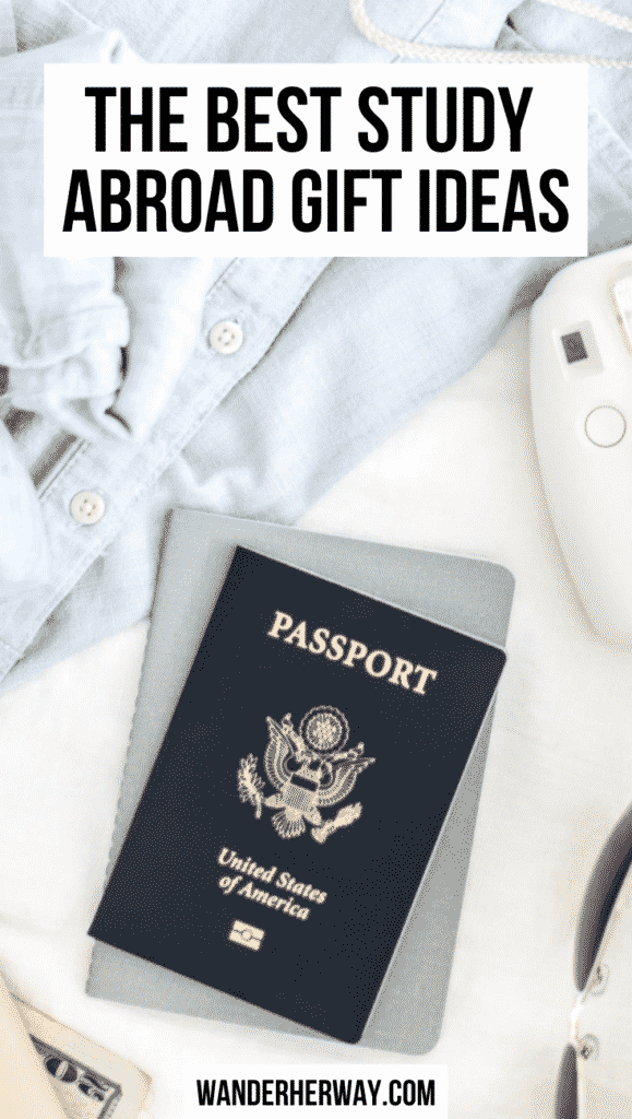 Best Gifts for Study Abroad