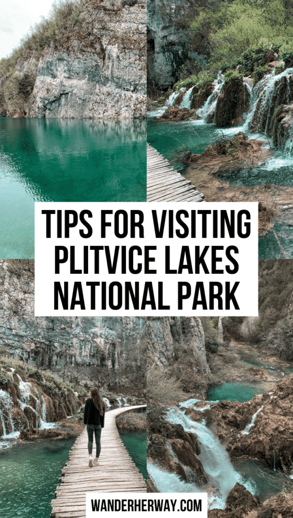 Tips for Visiting Plitvice Lakes National Park