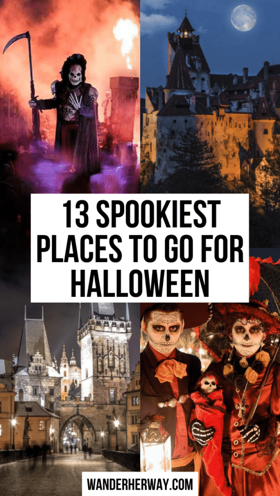 Places to Go for Halloween