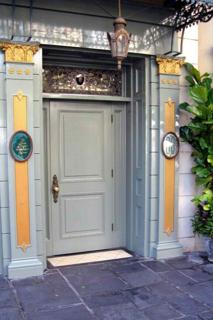Club 33 Secret Door